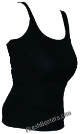 Black Womens Wife Beater Shirts (3 Beaters)