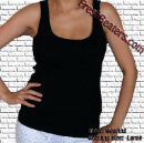 Black Womens Wife Beater Tank Top Shirts