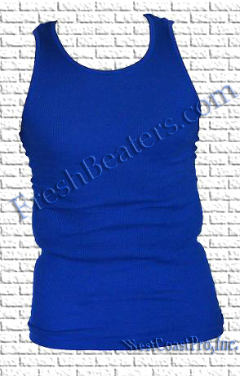 Pro 5 - Royal Rib Colored Tank Tops (3 Beaters)