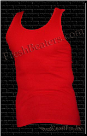 Red Tank Tops Beater 3pack