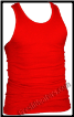 Red Tank Top Wife Beater - 2 Beater